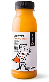 Detox Curcu Man 250ml